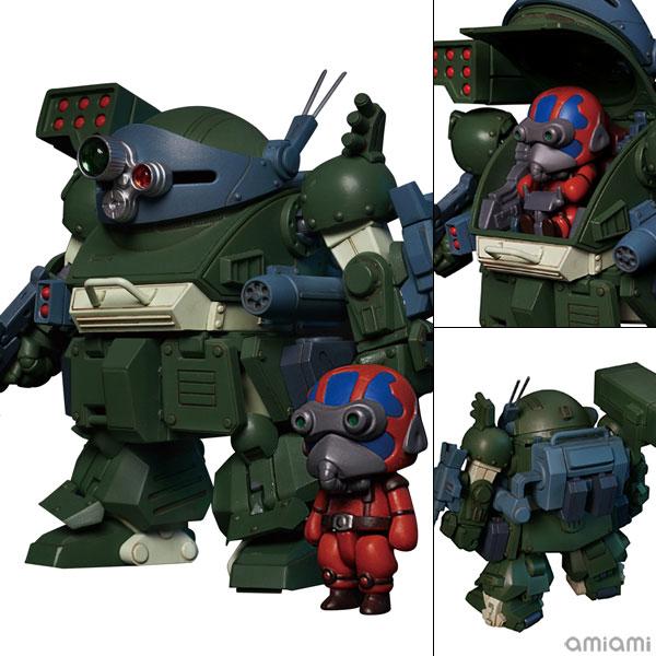 Robonimo『ATM-09-STTC スコープドッグ ターボカスタム』装甲騎兵ボトムズ デフォルメ可動フィギュア