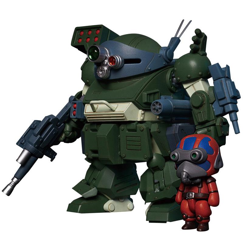 Robonimo『ATM-09-STTC スコープドッグ ターボカスタム』装甲騎兵ボトムズ デフォルメ可動フィギュア-001