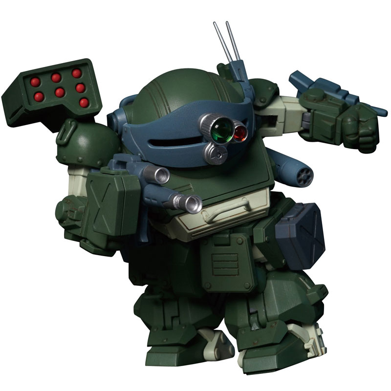 Robonimo『ATM-09-STTC スコープドッグ ターボカスタム』装甲騎兵ボトムズ デフォルメ可動フィギュア-003