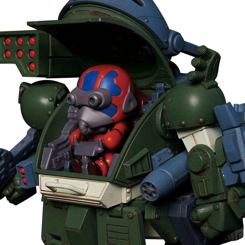 Robonimo『ATM-09-STTC スコープドッグ ターボカスタム』装甲騎兵ボトムズ デフォルメ可動フィギュア-004