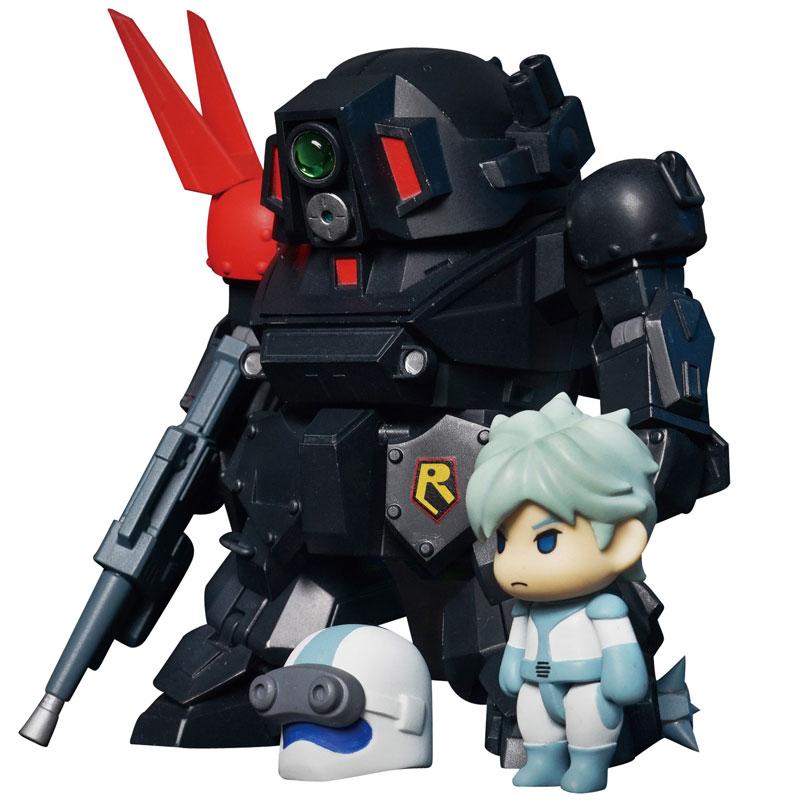 Robonimo『X・ATH-P-RSC ブラッドサッカー』装甲騎兵ボトムズ デフォルメ可動フィギュア-001