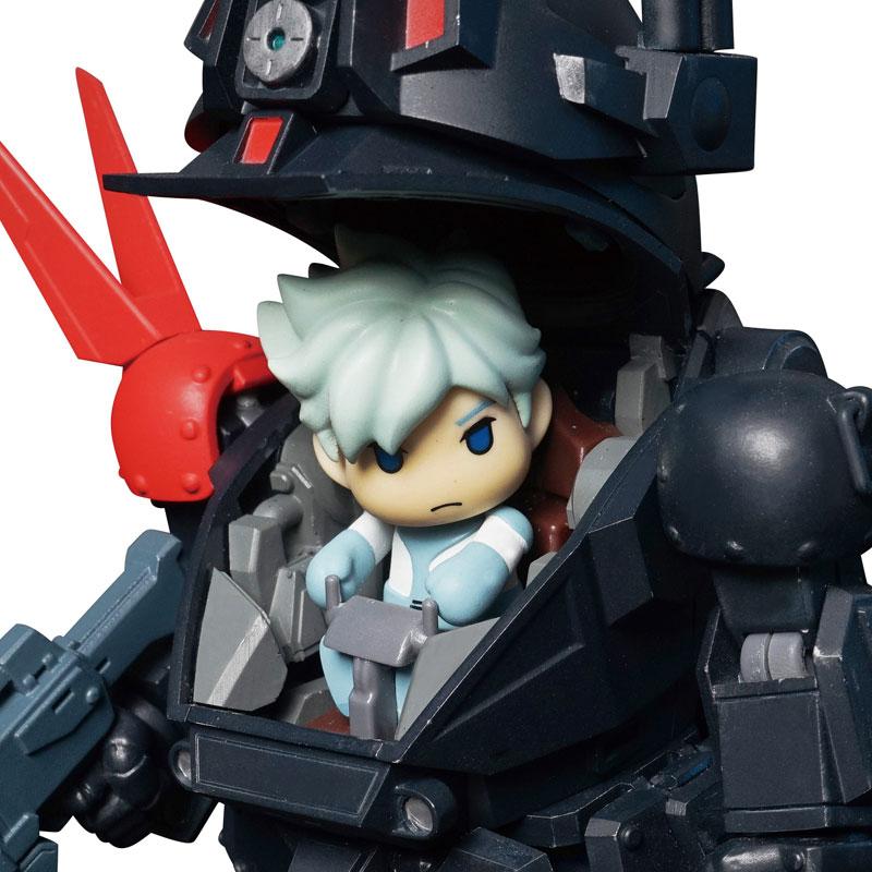 Robonimo『X・ATH-P-RSC ブラッドサッカー』装甲騎兵ボトムズ デフォルメ可動フィギュア-004