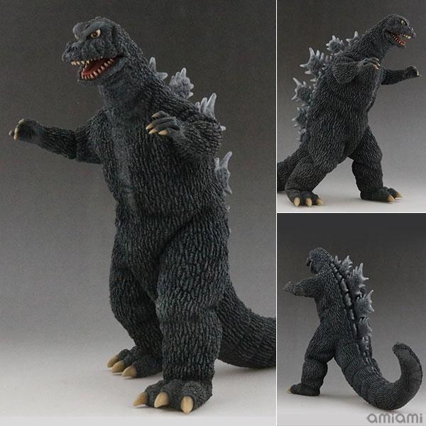 東宝大怪獣シリーズ『ゴジラ(1965)』完成品フィギュア