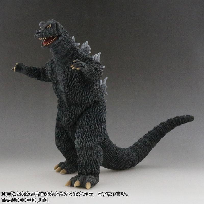 東宝大怪獣シリーズ『ゴジラ(1965)』完成品フィギュア-001