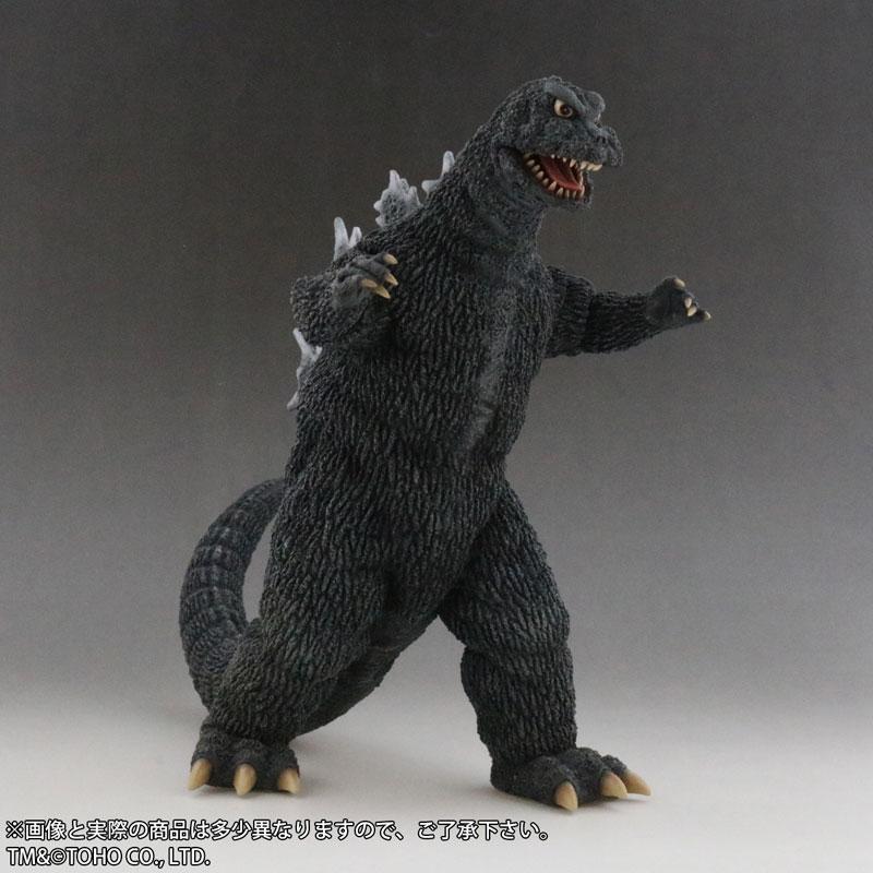 東宝大怪獣シリーズ『ゴジラ(1965)』完成品フィギュア-003