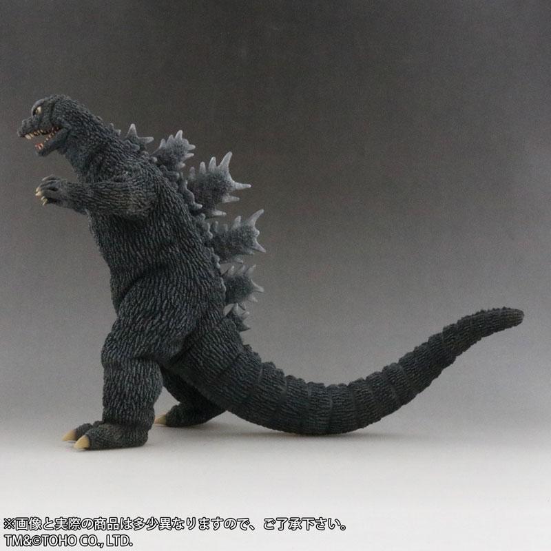 東宝大怪獣シリーズ『ゴジラ(1965)』完成品フィギュア-006