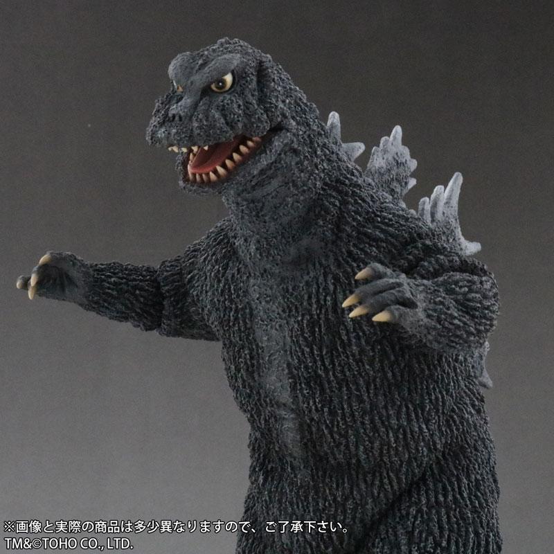 東宝大怪獣シリーズ『ゴジラ(1965)』完成品フィギュア-007
