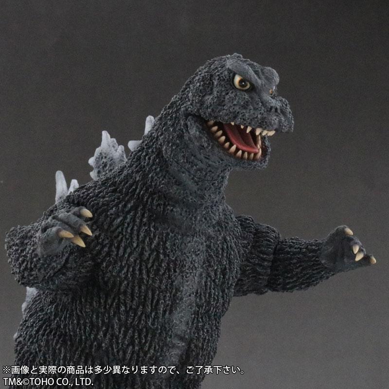 東宝大怪獣シリーズ『ゴジラ(1965)』完成品フィギュア-008