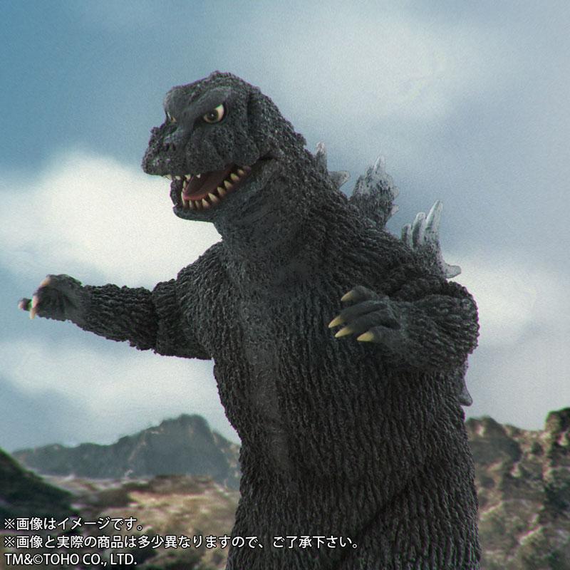東宝大怪獣シリーズ『ゴジラ(1965)』完成品フィギュア-009