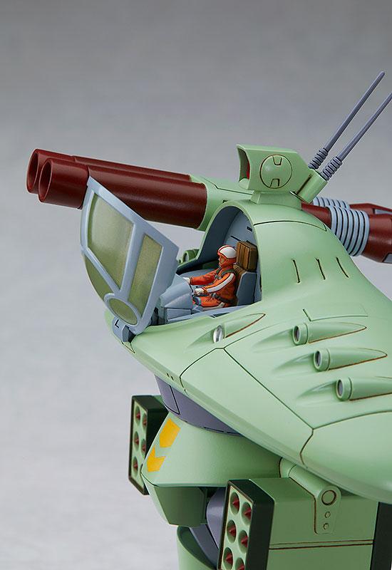 COMBAT ARMORS MAX13『サバロフ AG9 ニコラエフ』太陽の牙 ダグラム 1/72 プラモデル-006