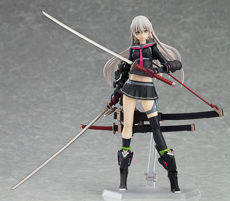 figma『重兵装型女子高生|壱』可動フィギュア-006