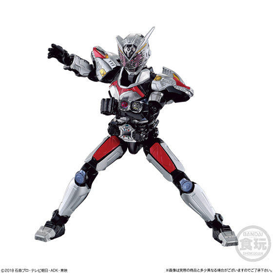 【食玩】装動『仮面ライダージオウ RIDE3』セット 可動フィギュア-006