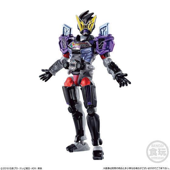 【食玩】装動『仮面ライダージオウ RIDE3』セット 可動フィギュア-008