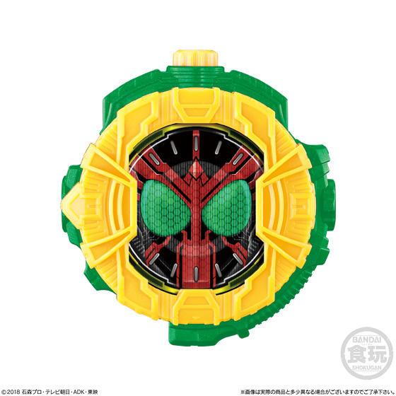 【食玩】仮面ライダー サウンドライドウォッチシリーズ『SGライドウォッチ03』10個入りBOX-003