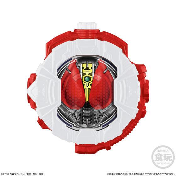 【食玩】仮面ライダー サウンドライドウォッチシリーズ『SGライドウォッチ03』10個入りBOX-004