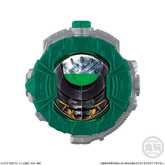 【食玩】仮面ライダー サウンドライドウォッチシリーズ『SGライドウォッチ03』10個入りBOX-005