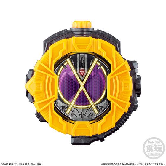 【食玩】仮面ライダー サウンドライドウォッチシリーズ『SGライドウォッチ03』10個入りBOX-006