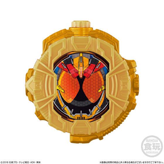 【食玩】仮面ライダー サウンドライドウォッチシリーズ『SGライドウォッチ03』10個入りBOX-007