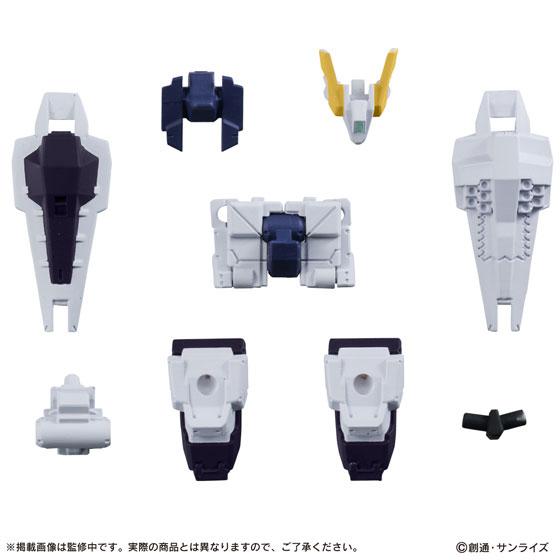 機動戦士ガンダム『MOBILE SUIT ENSEMBLE3.5』10個入りBOX-005