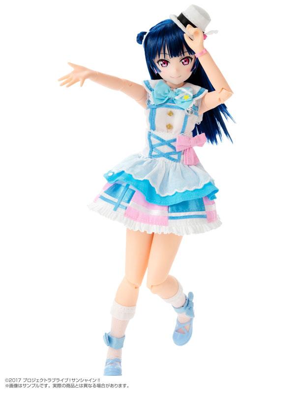 ピュアニーモ キャラクターシリーズ No.109『津島善子 ラブライブ!サンシャイン!!』1/6 完成品ドール-003