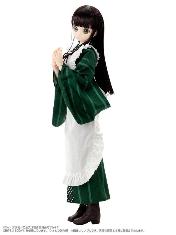 アナザーリアリスティックキャラクターズ 008 『千夜 ご注文はうさぎですか??』1/3 完成品ドール-002