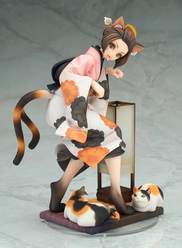 朧村正『猫又お恋』1/8 完成品フィギュア-001