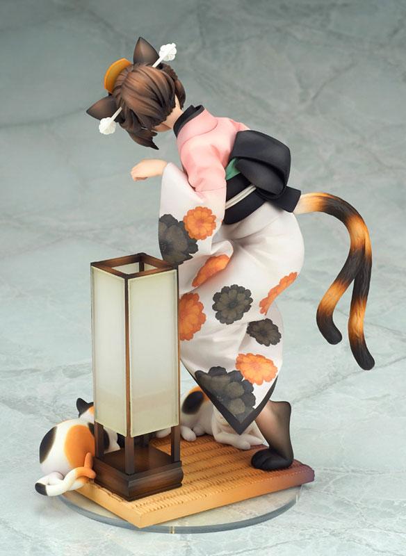 朧村正『猫又お恋』1/8 完成品フィギュア-006