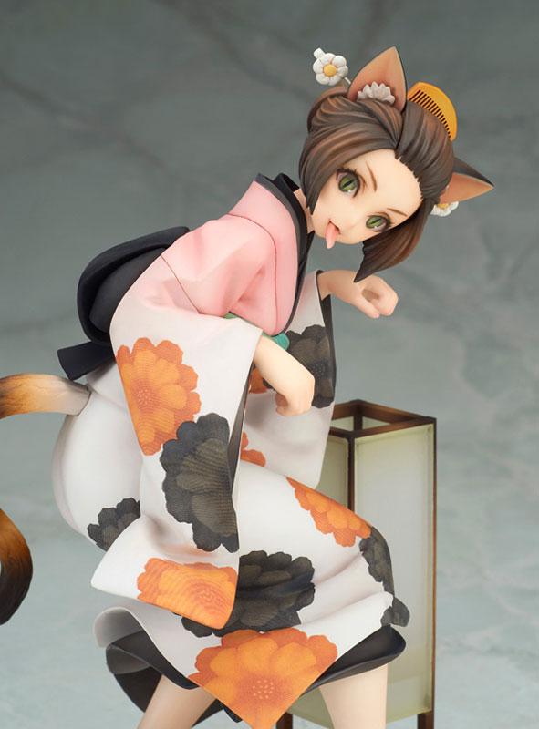 朧村正『猫又お恋』1/8 完成品フィギュア-007