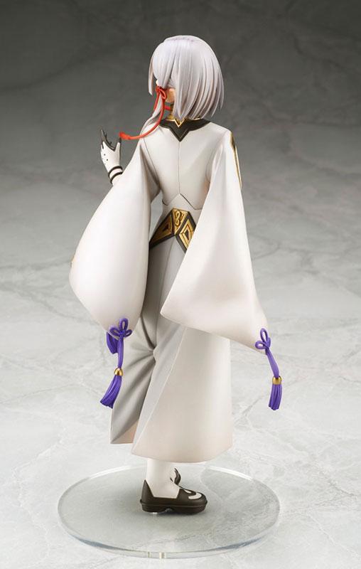 ラストエグザイル -銀翼のファム-『ディーオ・エラクレア』1/8 完成品フィギュア-006