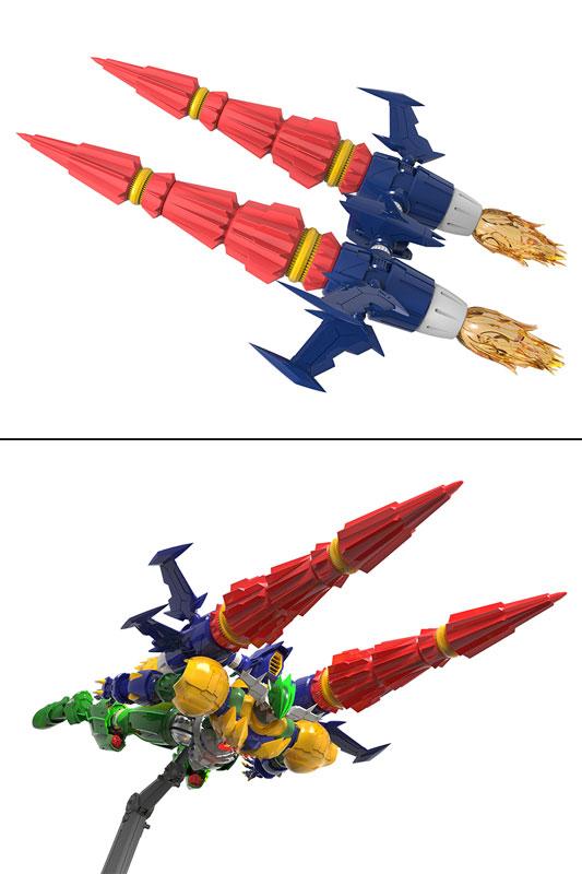 DH合金『鋼鉄ジーグ』可動フィギュア-008