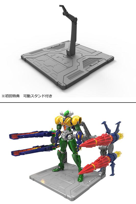DH合金『鋼鉄ジーグ』可動フィギュア-009