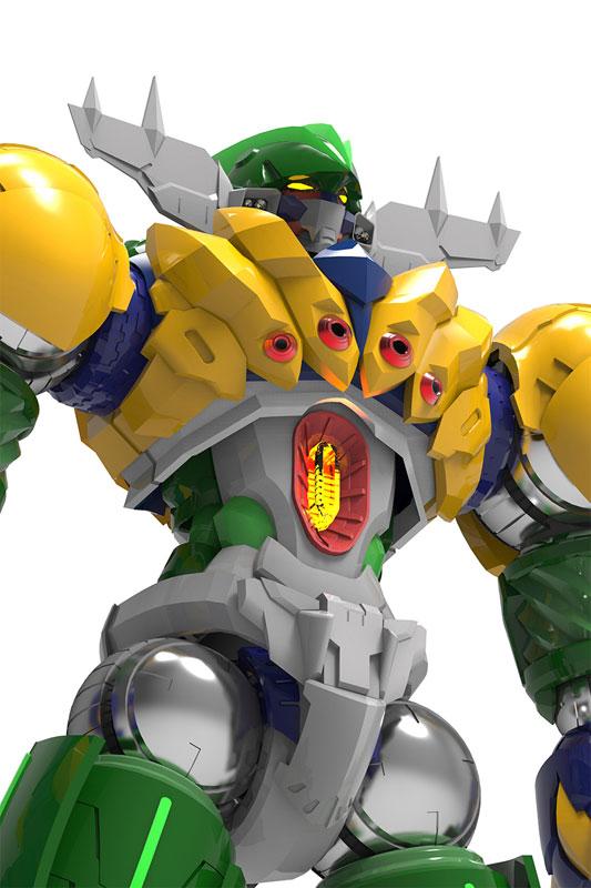 DH合金『鋼鉄ジーグ』可動フィギュア-012