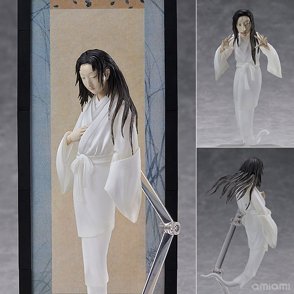 figma テーブル美術館 円山応挙作 幽霊図