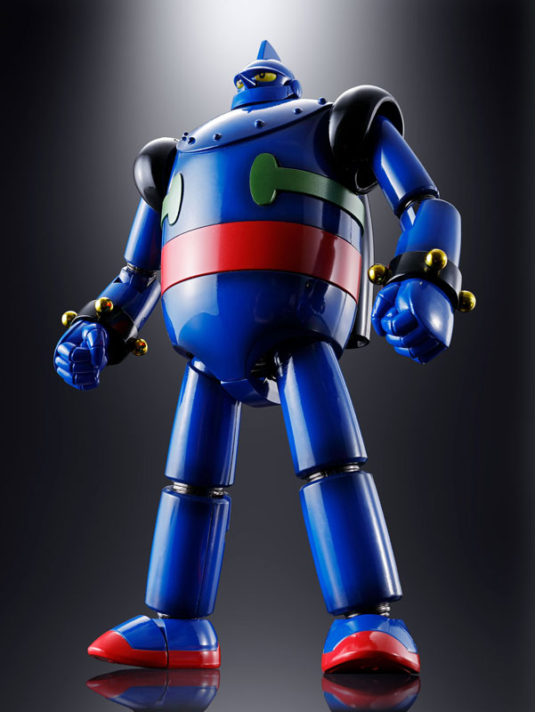 超合金魂『GX-24R 鉄人28号(1963)楽曲搭載バージョン|鉄人28号』 可動フィギュア-002