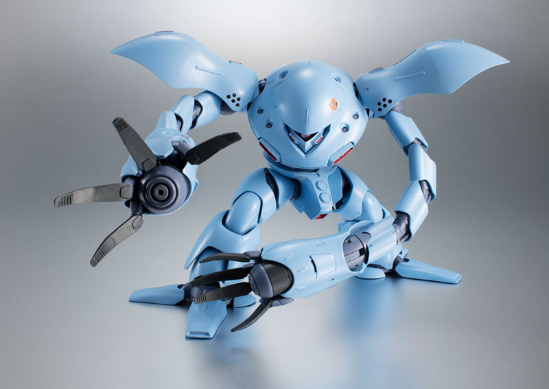 ROBOT魂 〈SIDE MS〉『MSM-03C ハイゴッグ ver. A.N.I.M.E.|機動戦士ガンダム0080 ポケットの中の戦争』可動フィギュア-004