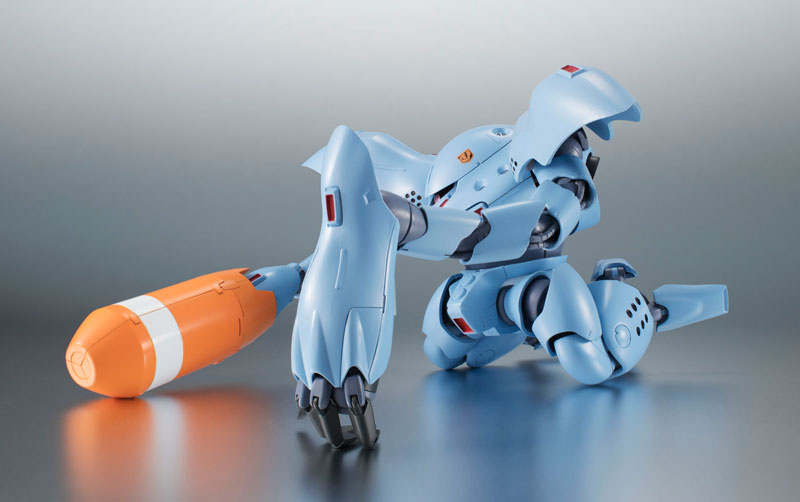 ROBOT魂 〈SIDE MS〉『MSM-03C ハイゴッグ ver. A.N.I.M.E.|機動戦士ガンダム0080 ポケットの中の戦争』可動フィギュア-006