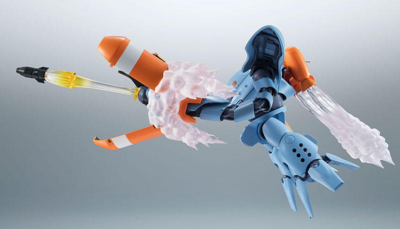 ROBOT魂 〈SIDE MS〉『MSM-03C ハイゴッグ ver. A.N.I.M.E.|機動戦士ガンダム0080 ポケットの中の戦争』可動フィギュア-008