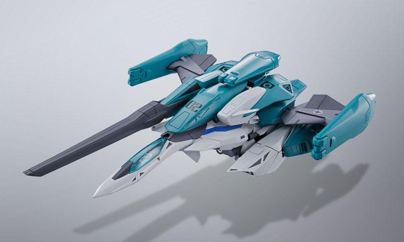 HI-METAL R『VF-2SS バルキリーII+SAP(ネックス・ギルバート機)|超時空要塞マクロスII -LOVERS AGAIN-』可動フィギュア-002
