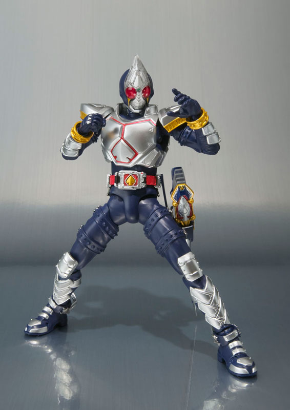 S.H.フィギュアーツ『仮面ライダーブレイド -Kamen Rider Kicks Ver.-』可動フィギュア-007