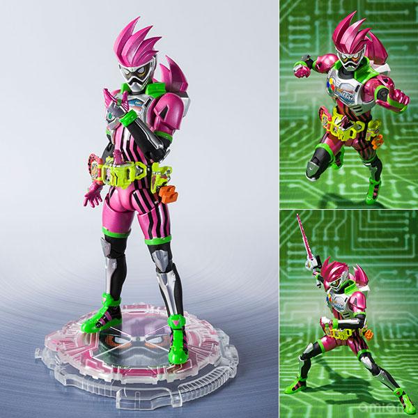 S.H.フィギュアーツ『仮面ライダーエグゼイド アクションゲーマー レベル2-20 -Kamen Rider Kicks Ver.-』可動フィギュア