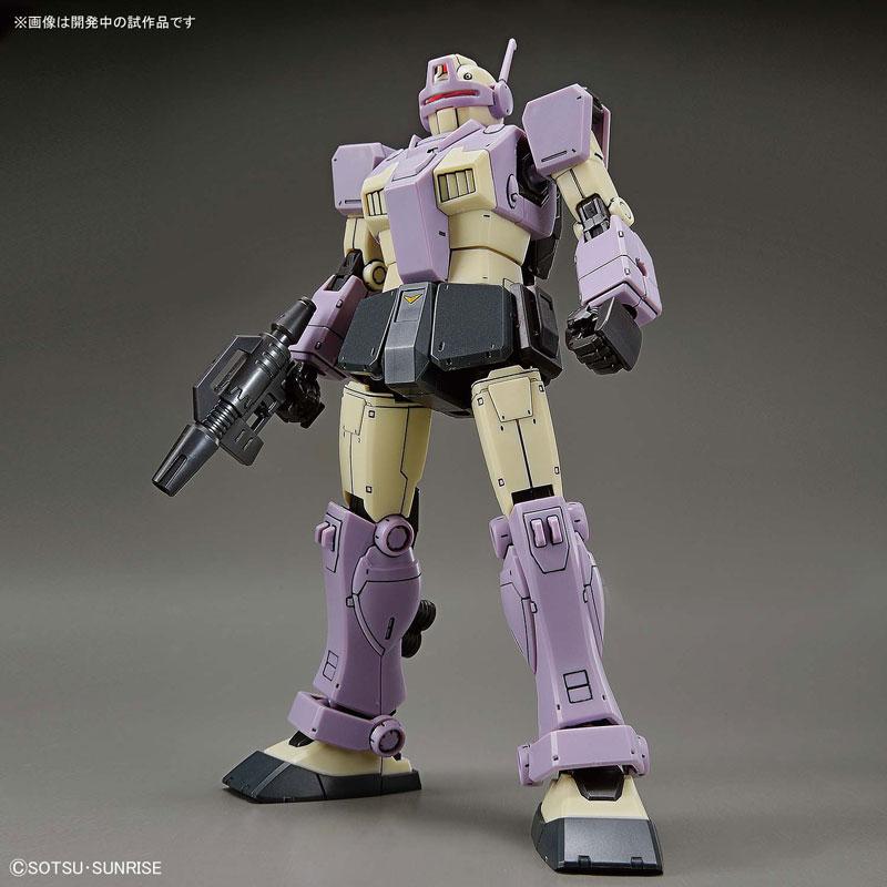 HG 1/144『ジム・インターセプトカスタム 機動戦士ガンダム THE ORIGIN MSD』プラモデル-001