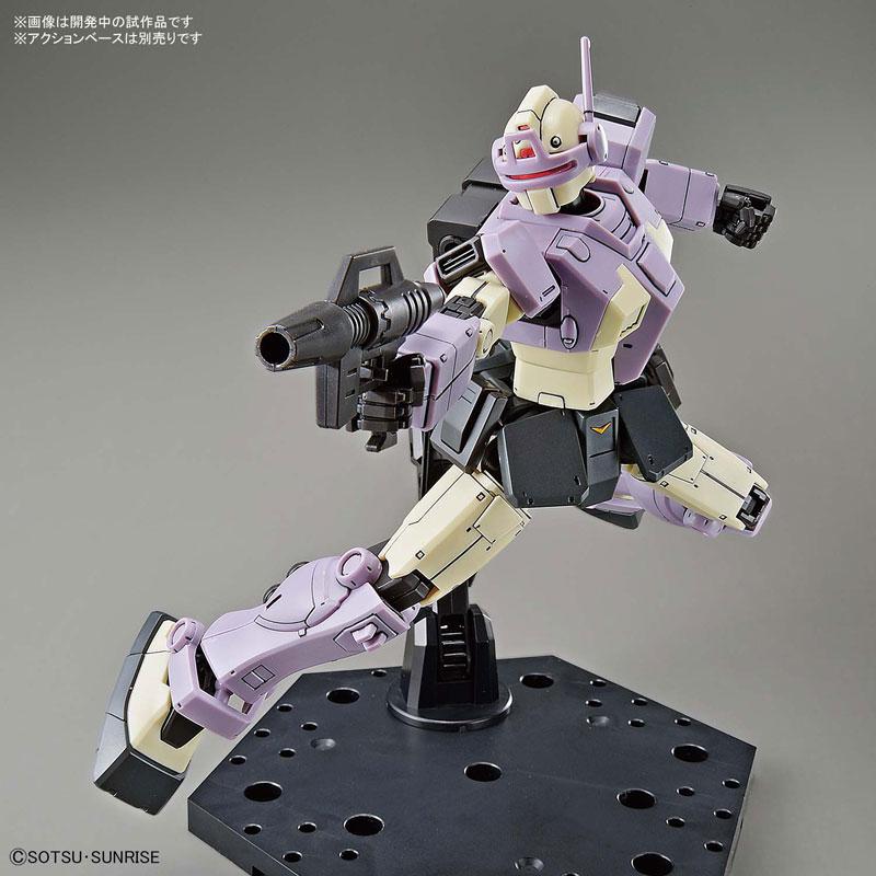 HG 1/144『ジム・インターセプトカスタム 機動戦士ガンダム THE ORIGIN MSD』プラモデル-003