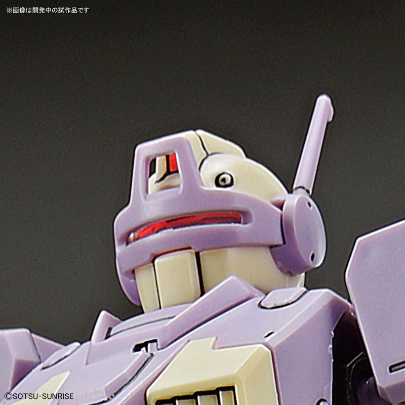 HG 1/144『ジム・インターセプトカスタム 機動戦士ガンダム THE ORIGIN MSD』プラモデル-005