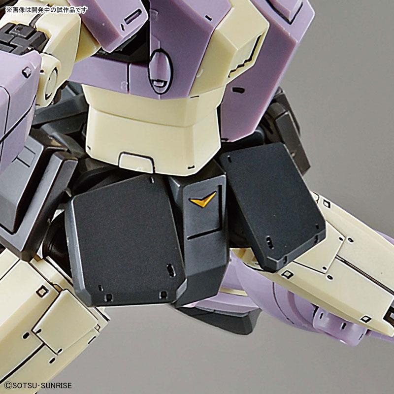 HG 1/144『ジム・インターセプトカスタム 機動戦士ガンダム THE ORIGIN MSD』プラモデル-006