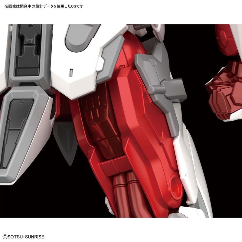 ハイレゾリューションモデル『ガンダムアストレイ レッドフレーム 機動戦士ガンダムSEED ASTRAY』1/100 プラモデル-005
