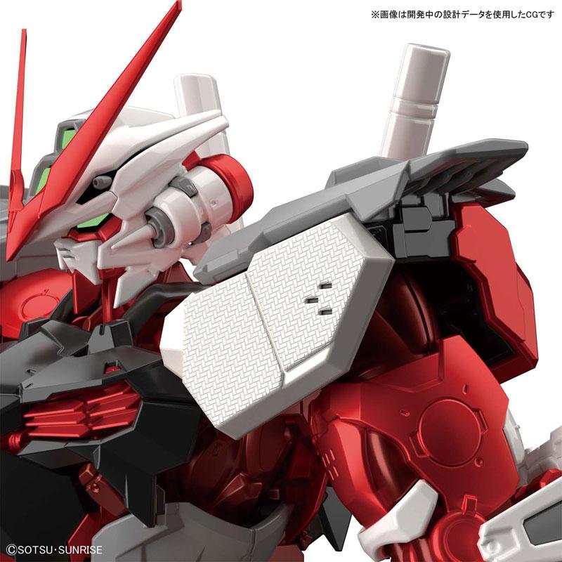 ハイレゾリューションモデル『ガンダムアストレイ レッドフレーム 機動戦士ガンダムSEED ASTRAY』1/100 プラモデル-009