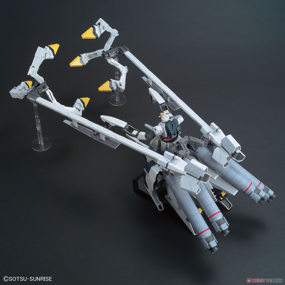 HGUC『ナラティブガンダム A装備』ガンダムNT 1/144 プラモデル-007