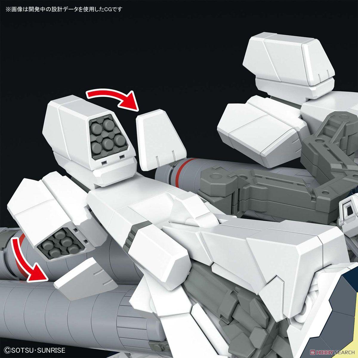 HGUC『ナラティブガンダム A装備』ガンダムNT 1/144 プラモデル-015