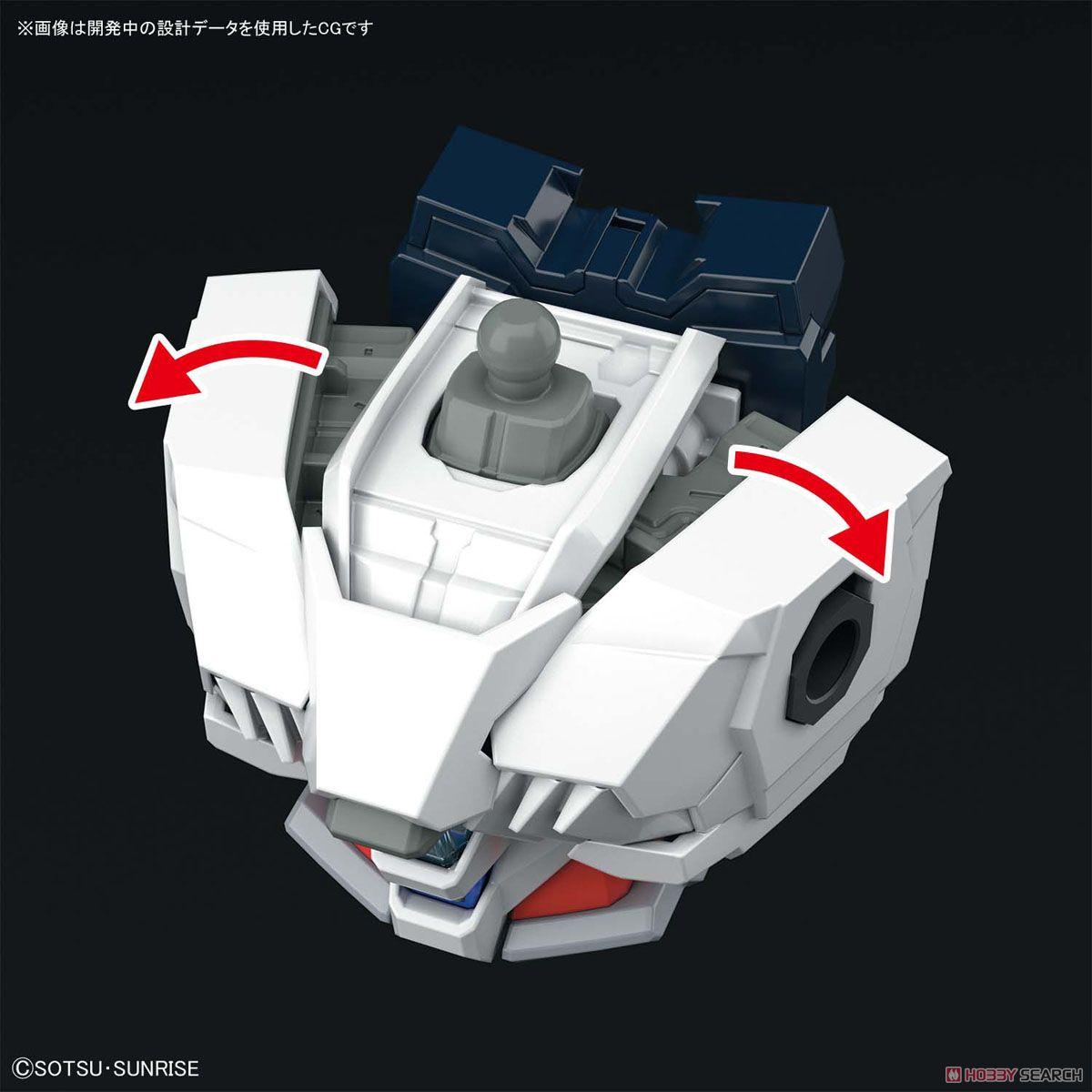 HGUC『ナラティブガンダム A装備』ガンダムNT 1/144 プラモデル-016