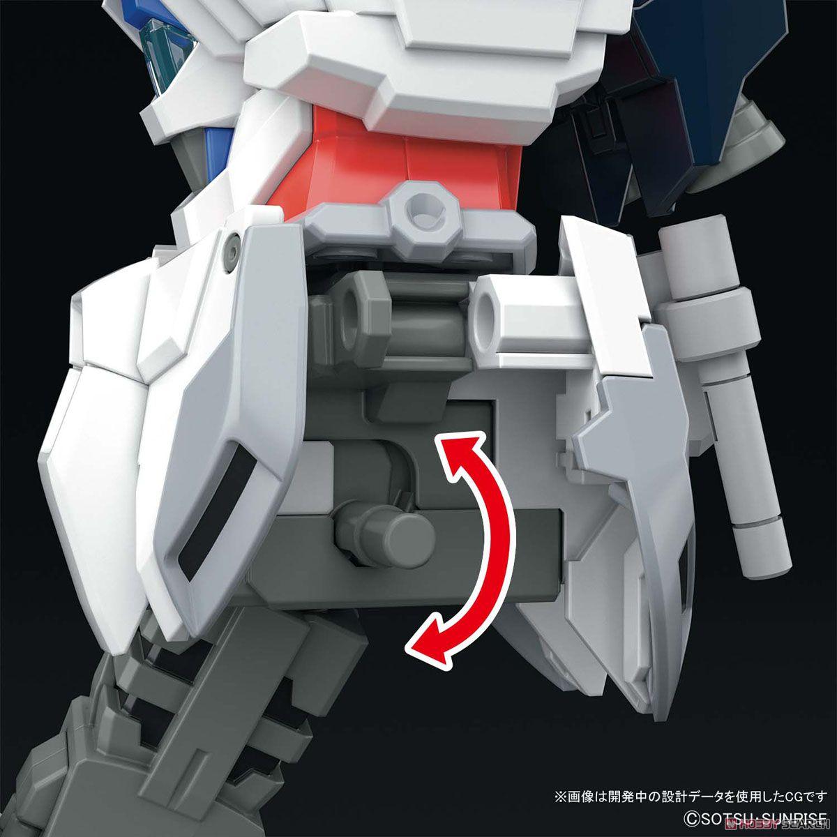 HGUC『ナラティブガンダム A装備』ガンダムNT 1/144 プラモデル-017